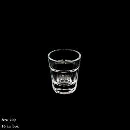بلور ترکیه، آرت کرافت، لیوان کوچک