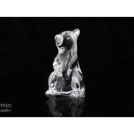 کریستال بوهميا چک مجسمه خرس
