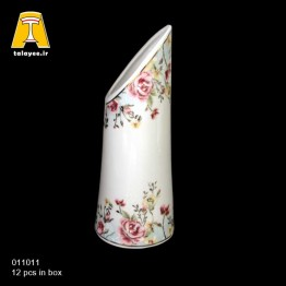 چینی تقدیس کاملیا فیروزه ای گلدان G11