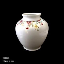 چینی تقدیس کاملیا فیروزه ای گلدان G3