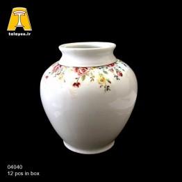 چینی تقدیس کاملیا فیروزه ای گلدان G4