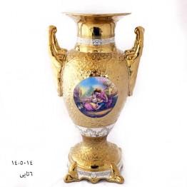 لمونژ طلایی گلدان 14