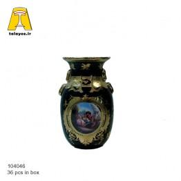 سورمه ای گلدان 6-10404